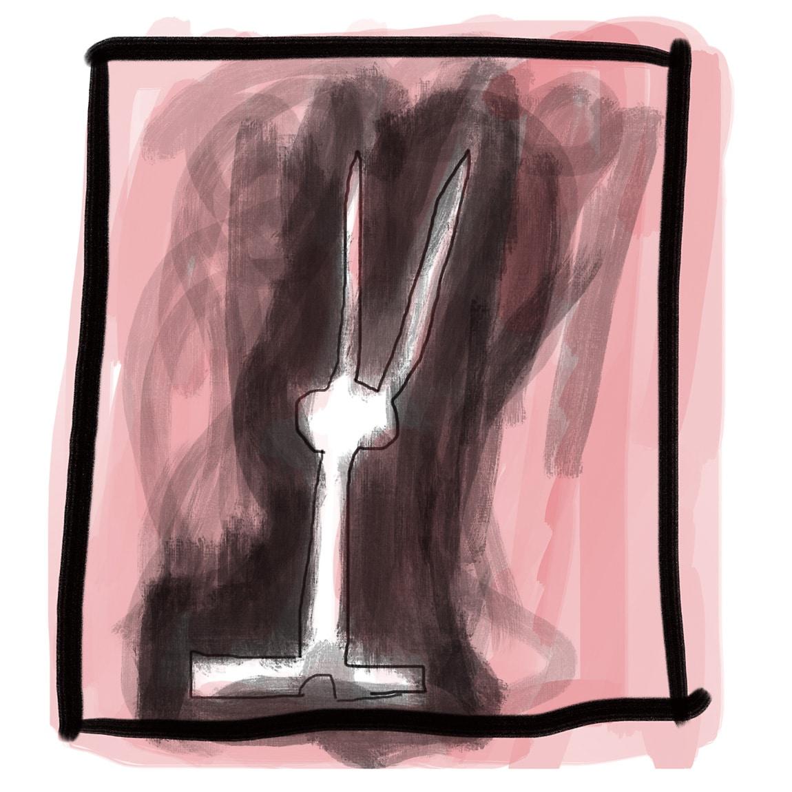 White Rabbit by JAO