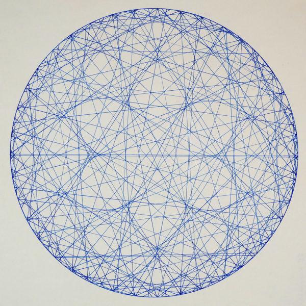 blue modular math circle